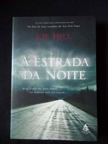 joe hill - a estrada da noite