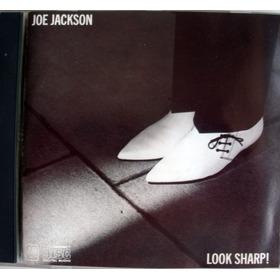 Joe Jackson - Look Sharp! - Cd Import. Usa