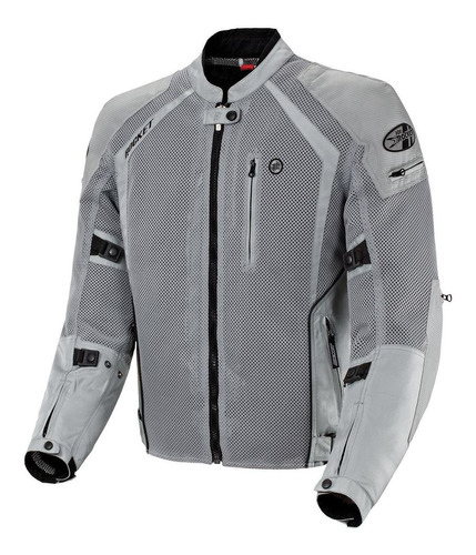 joe rocket 1516-4504 phoenix ion malla motos chaqueta de