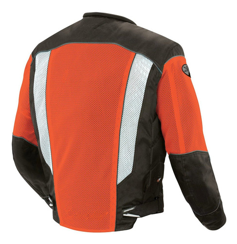 joe rocket phoenix - chaqueta de malla para hombre, s