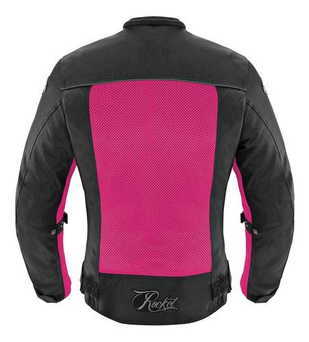 joe rocket velocity - chaqueta de malla para motocicleta