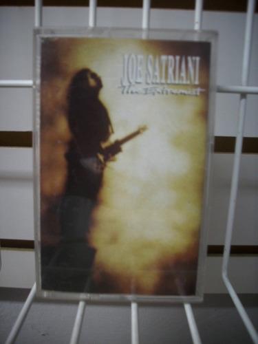 joe satriani - the extremist cassette nacional