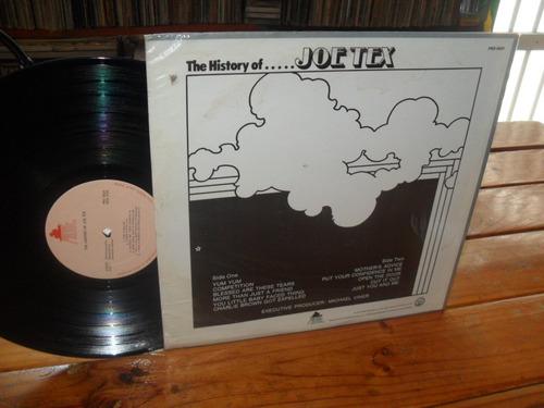 joe tex history usa lp soul r & b original 1973 funk ex