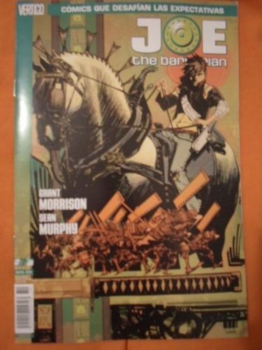 joe the barbarian vertigo comics 1 al 8 latino completa
