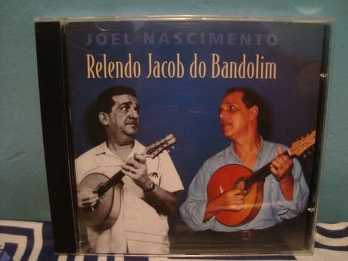 joel nascimento - relendo jacob do bandolim - cd nacional