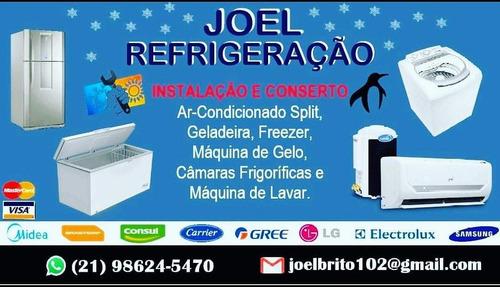 joel refrigeração