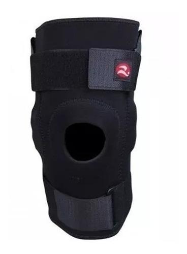 joelheira com tala articulada ortopedica realtex