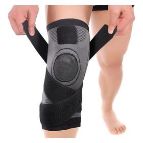 Joelheira Compressão 3 D Croosfit Fitness Musculação Corrida