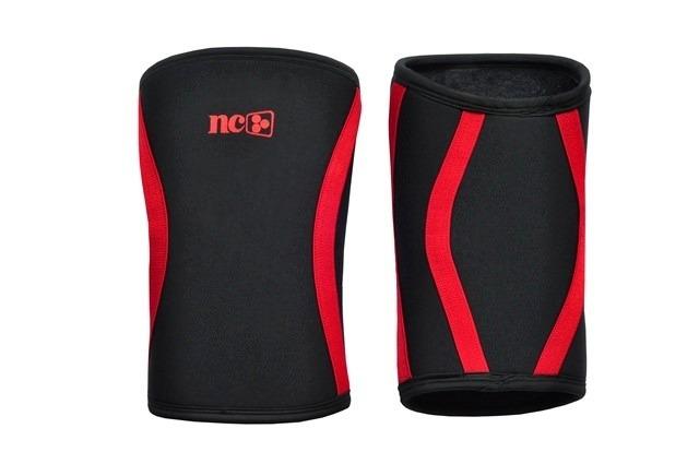 28478c1a896 Joelheira Crossfit - Proteção Esportiva Nc Neoprene 7mm - R  259