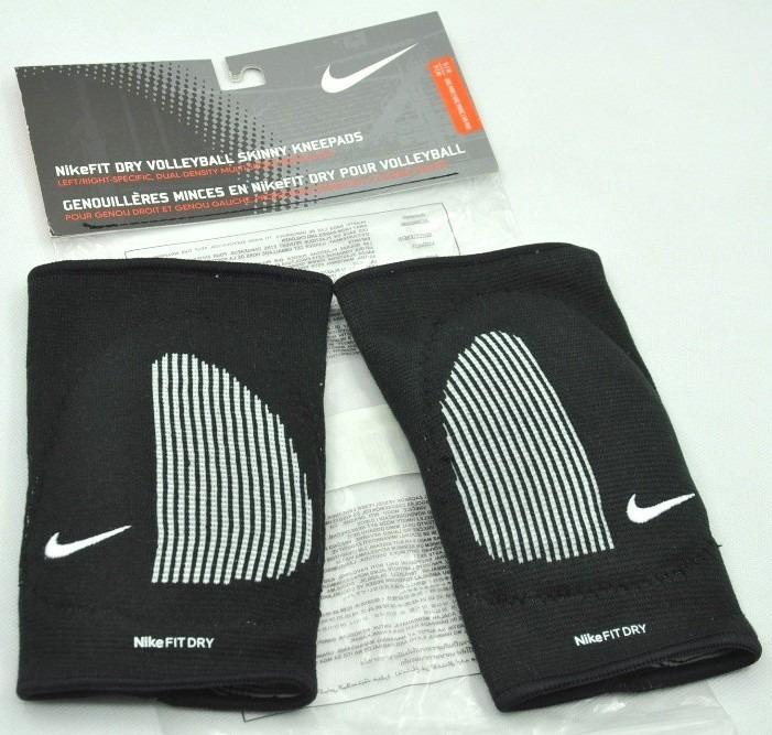 67bc817df Joelheira Nike Dry Fit Skinny Preta Knee Pads - R  79