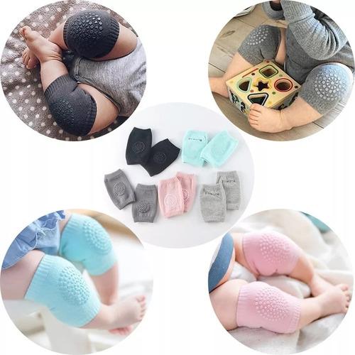 joelheira para bebê, antiderrapante, engatinhar
