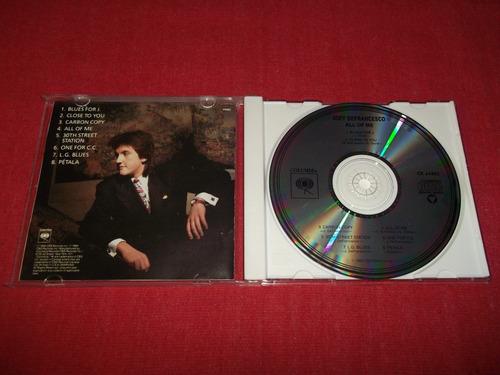 joey defrancesco - all of me cd imp ed 1990 mdisk