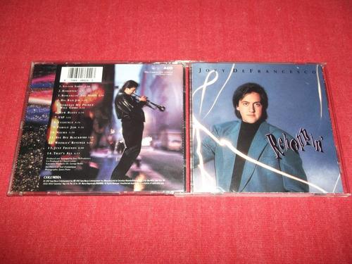 joey defrancesco - reboppin' cd imp ed 1992 mdisk