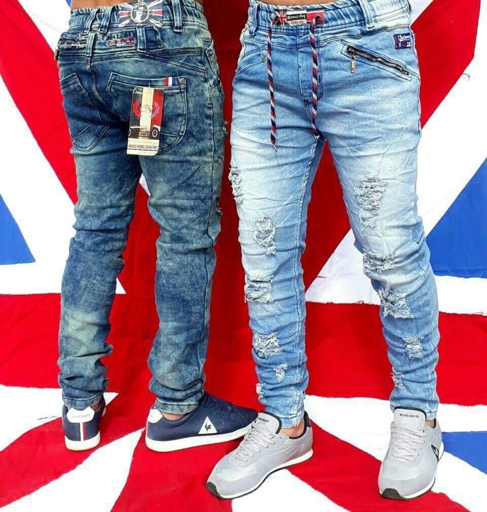 nuevo producto a758b 00cf3 Jogger Jeans Hombre