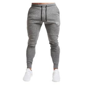 nouveau style de la moitié baskets Jogger Joggings Babucha Chupin Hombre Pantalon Gym Pants