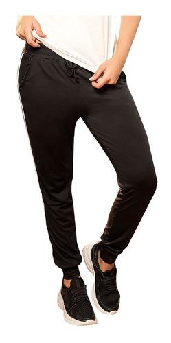 jogger marina negro  para mujer croydon