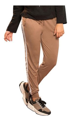 jogger sandra beige  para mujer croydon