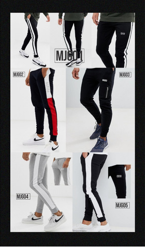 joggers basico clothes tela gruesa caballeros