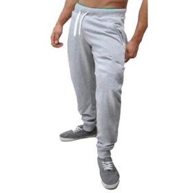 Joggers Slim Fit Pantalon Chupin Entallado Frisa