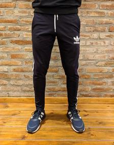 Algodón Hombre Jogging Adidas Elástizado Jogging D9WHI2E