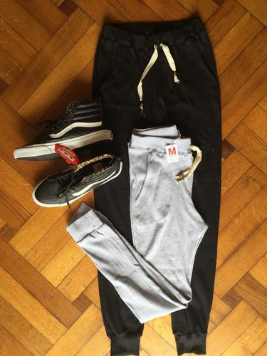 jogging chupin hombre    oferta !!