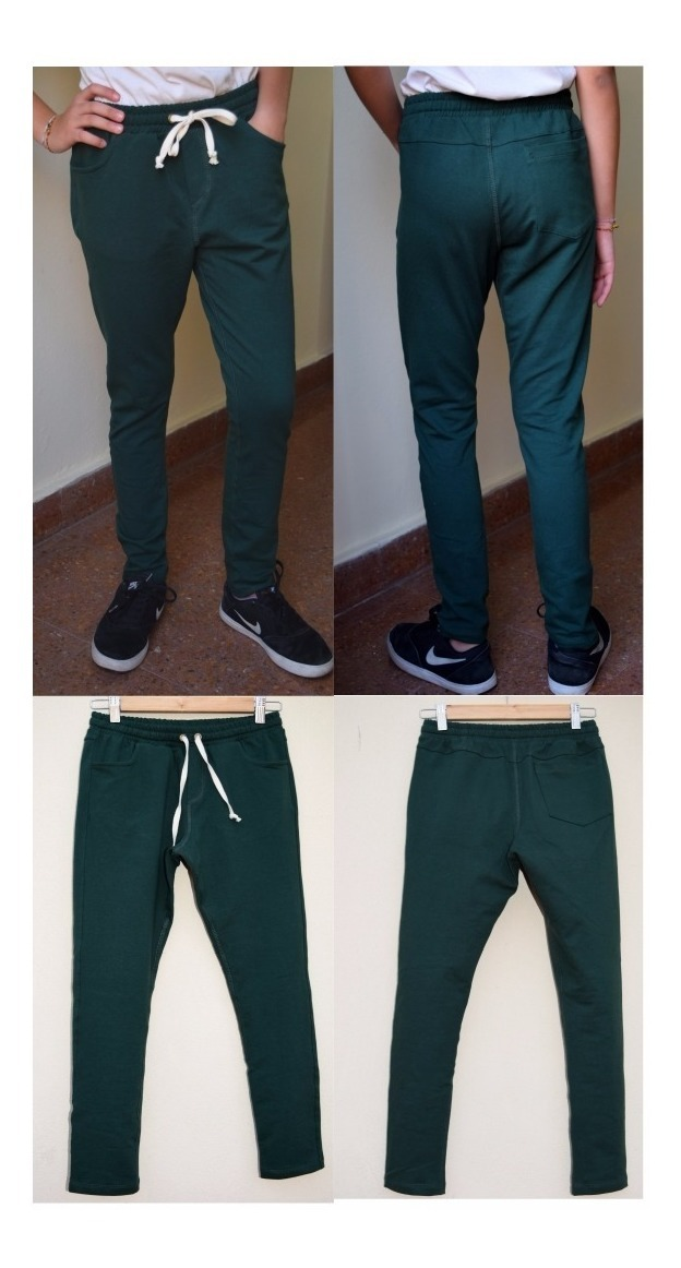 1399213755e Jogging Escolar Deportivo Chupin Slim Excelente Calidad. - $ 460,00 ...