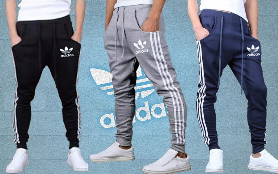 2 Jogging Chupin Gym Deportivo Adidas Pantalon Hombre 850 Pack wpq5w