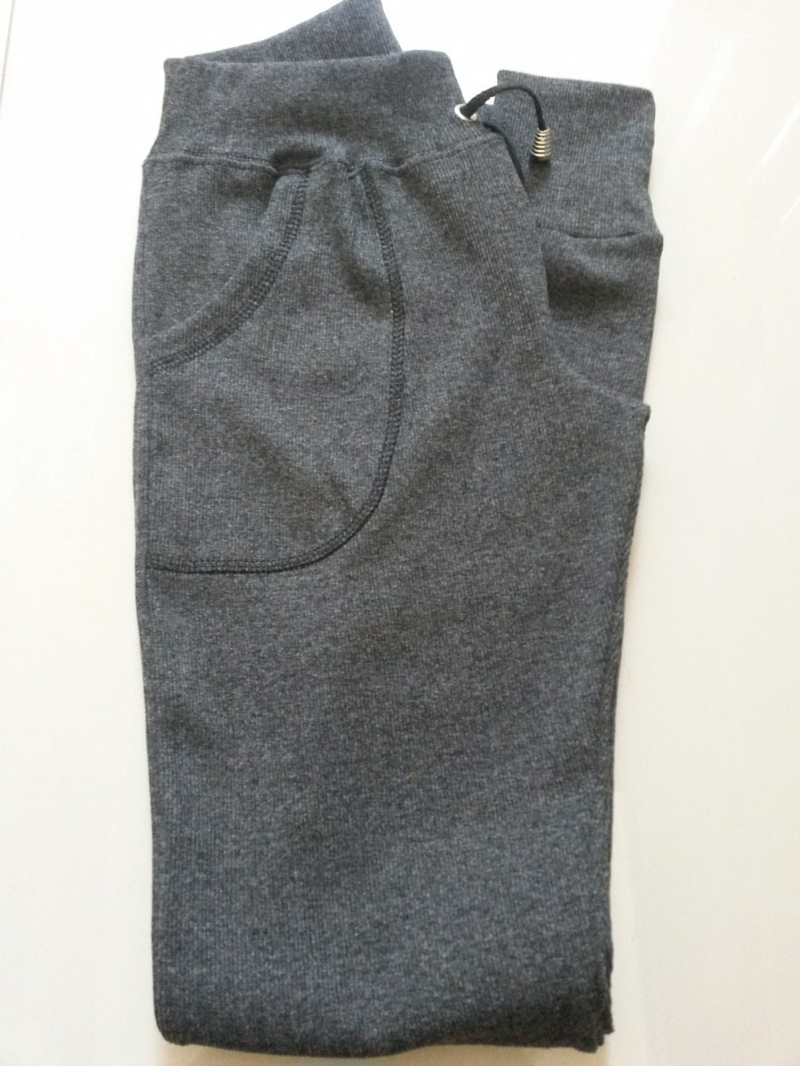 028c6d4a44 Pantalones de Mujer Pantalón Negro Algodon 2017 38 40 46 Met ...