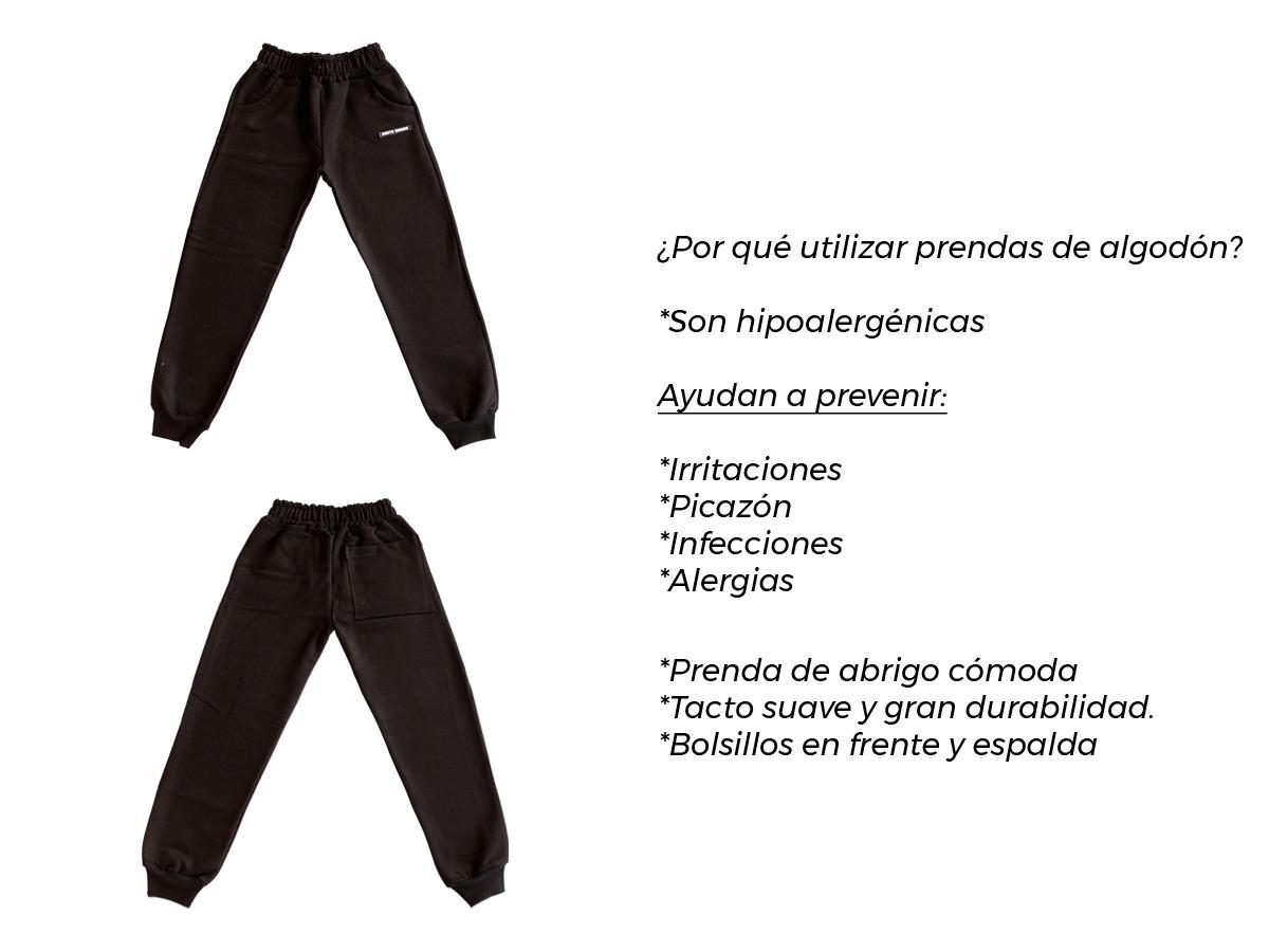 Pantalon Jogging Nene Niño Talle 10 Babucha Frisa Algodon -   410 9ee1c1550a08