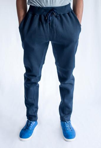 jogging pant + buzo hombre, liso