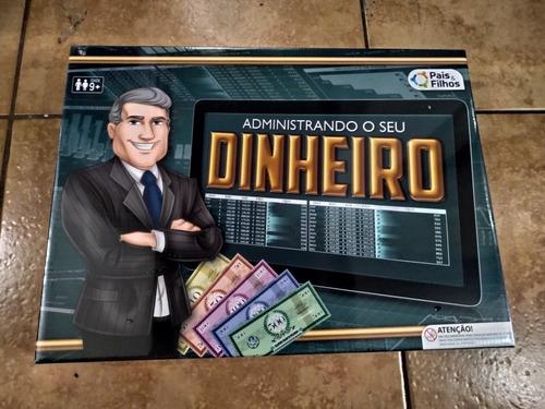 jogo administrando o seu dinheiro