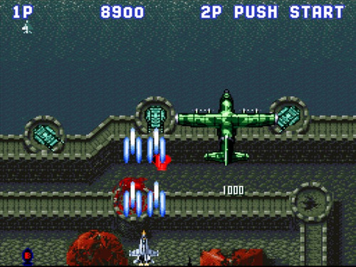 jogo aero fighters super nintendo snes cartucho retrô fita