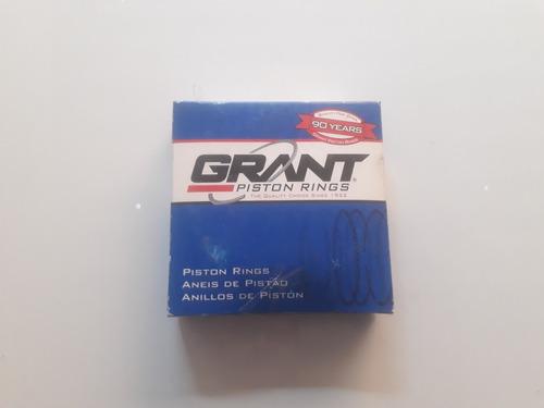 jogo anéis pistão fiat marea 2.0 20v aspirado grant-0,60
