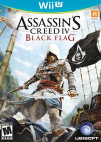 Nintendo Wii U Loadiine Gx2 Assassins Creed 3 - Video Games no