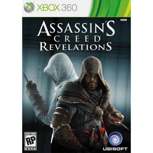 jogo assassins creed revelations xbox 360 - compre!