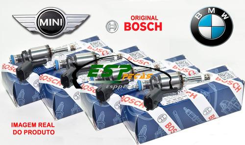 jogo b. injetor bosch m. cooper s cabrio 1.6 thp 13537591623