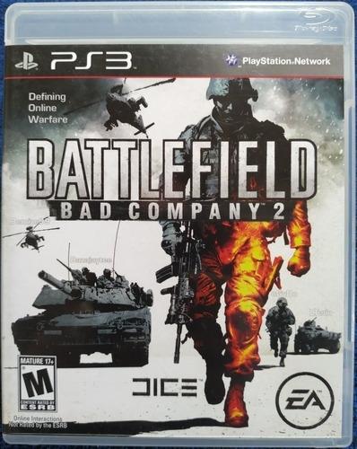 jogo battlefield bad company 2 novo lacrado midia fisica