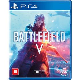 Jogo Battlefield V Battlefield 5 Ps4 Mídia Física 113