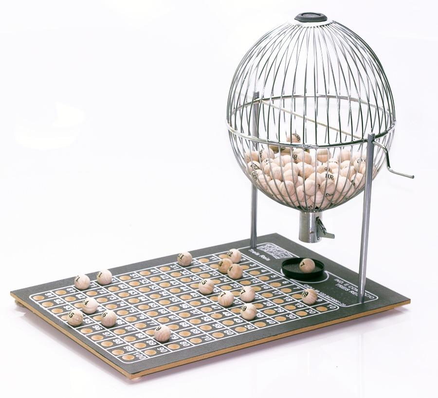86a4294f1537a jogo bingo vispora nº3 grande com 100 bolas. Carregando zoom.