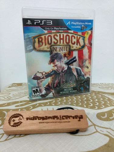 jogo bioshock infinite p/ ps3