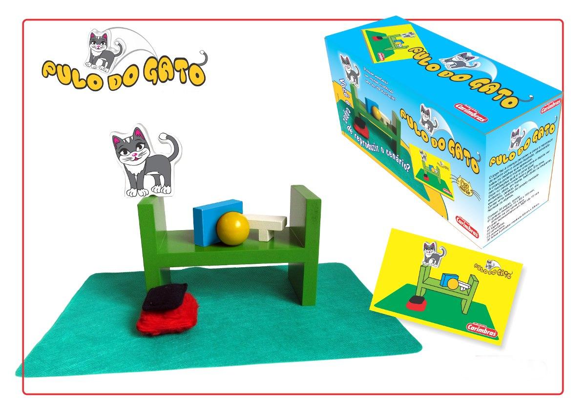 Resultado de imagem para jogo pulo do gato