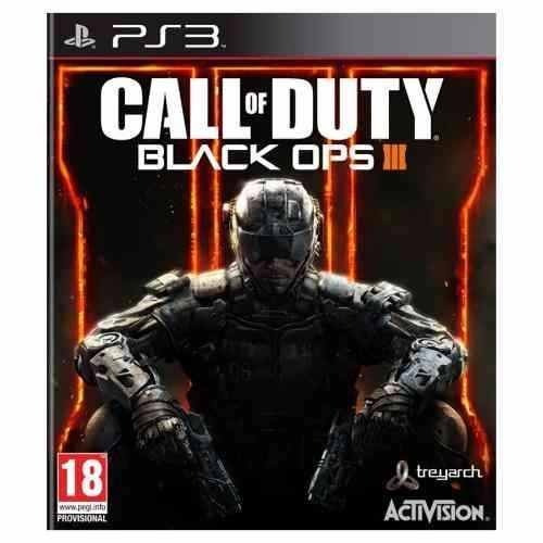 jogo call of duty black ops iii (playstation 3)