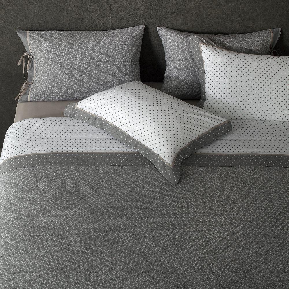 f30941e864 jogo cama casal buddemeyer 200 fios 100% algodão italy kaki. Carregando zoom .