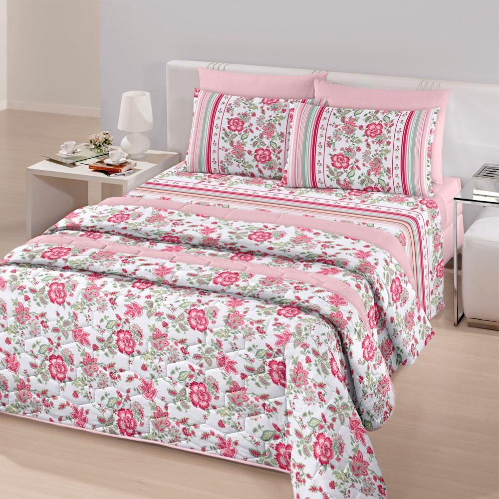 6d86b85c55 jogo cama casal lençol duplo royal yara 4 peças santista. Carregando zoom.