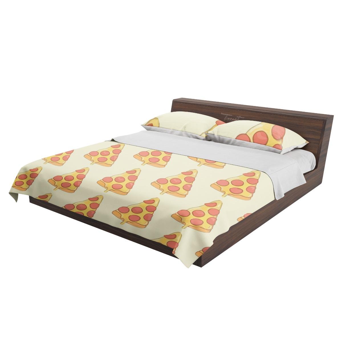 e2fe64fe0d jogo cama casal pizza kawaii food cute fofo comida vintage. Carregando zoom.