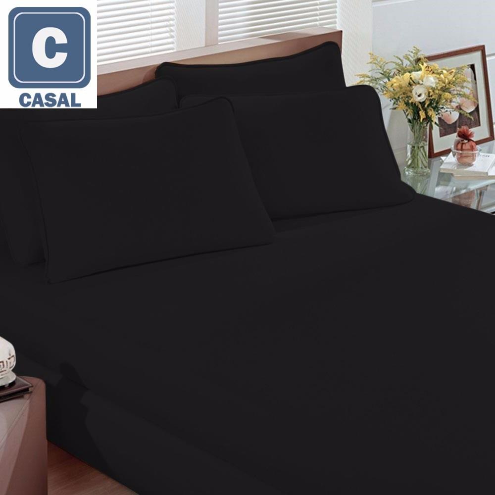936e55e107 jogo cama lençol + fronhas malha casal preto rock cores. Carregando zoom.