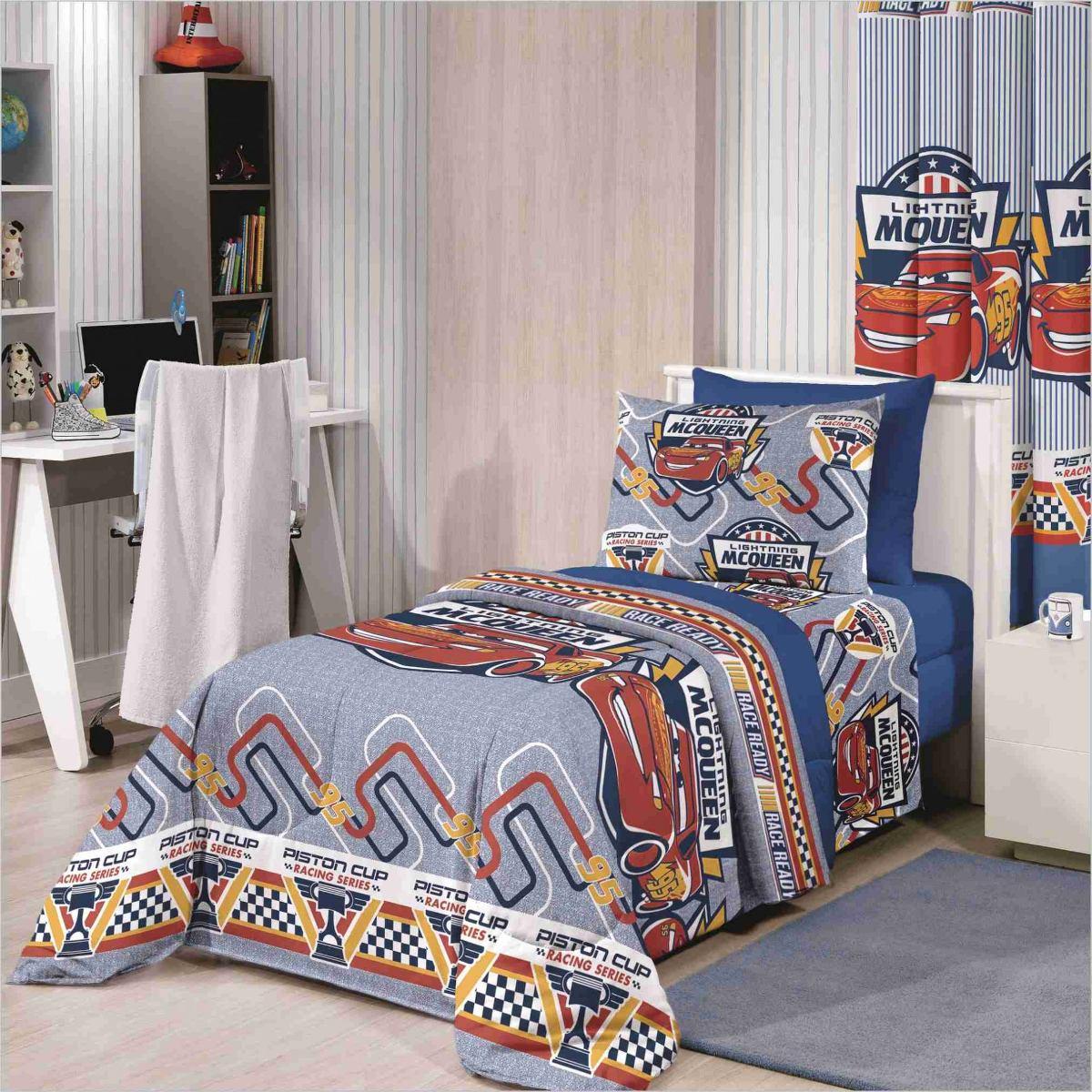 8e5458d265 jogo cama lençol infantil vários personagens disney santista. Carregando  zoom.