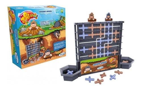 jogo caminho animal -  02932  xalingo