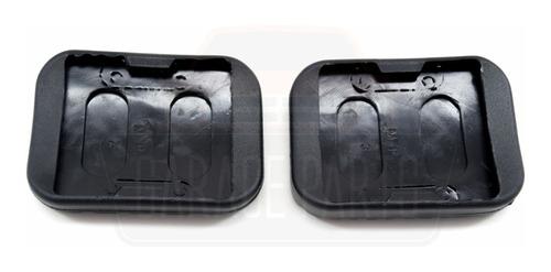 jogo capa de pedal freio e embreagem - gm chevette opala ...