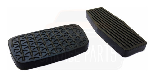 jogo capa pedal acelerador freio automático onix cobalt spin